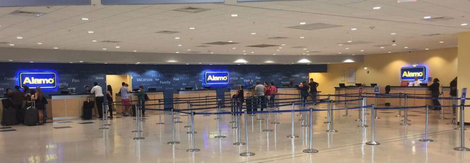 Alamo Cali Aeropuerto