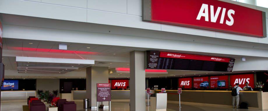 Avis Medellín Aeropuerto